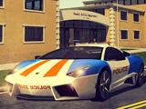 Estacionar el Auto de la Policía 2