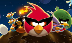 Juego Angry Birds Space