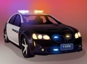 LAPD Estacionamiento