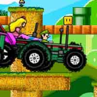 Mario Tractor Multijugador