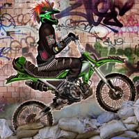 Punk Biker