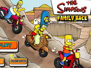 Simpsons Carrera Familiar