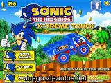 Sonic: X-Treme Truck