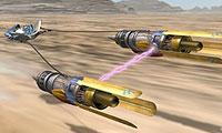 Star Wars Racer Rush