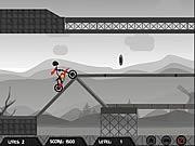 Stick Out Bike Challenge