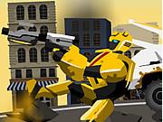 Transformers Buble Bee Misión Rescate