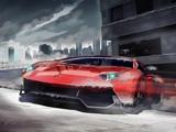 V8 Estacionar en Invierno