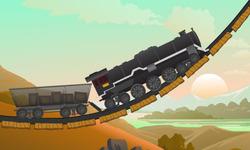 Manía de Tren de Cargas